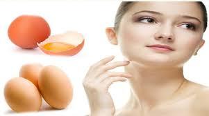 cách dưỡng da mặt tại nhà với trứng gà