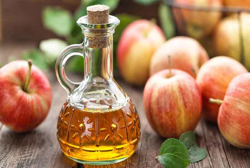 giảm nám hiệu quả bằng giấm táo
