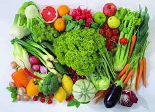 bổ xung rau xanh giúp có vòng eo đẹp