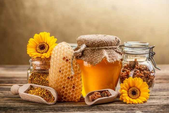 cách dưỡng da bằng mật ong