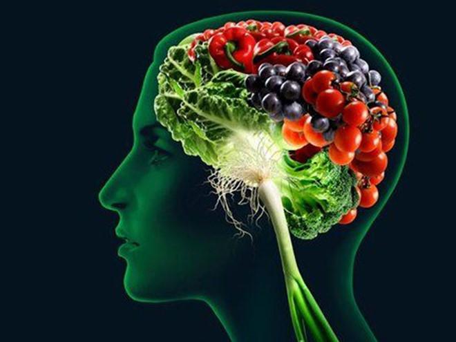 trái cây giúp tăng cường hoạt động trí não