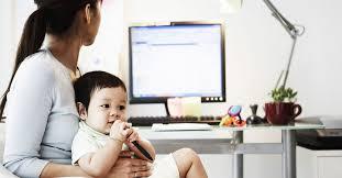cách giúp mẹ bỉm sữa tăng thu nhập