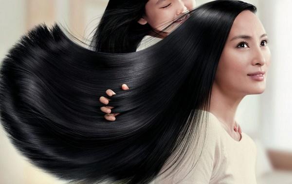 panthenol cho tóc óng mượt