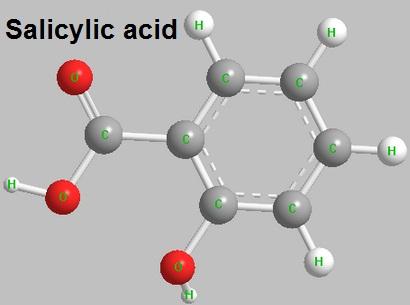 tác dụng của salicylic acid