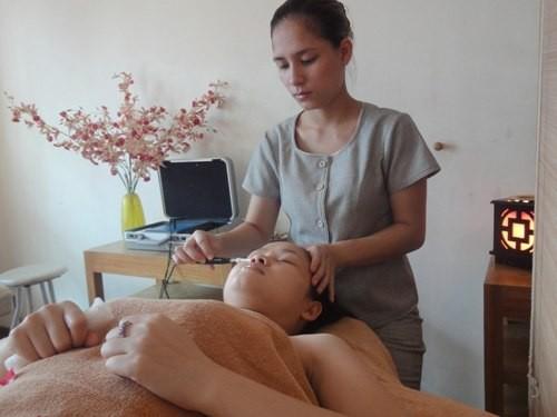 dịch vụ chăm sóc da tại nhà