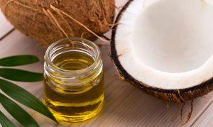 dầu dừa có tác dụng gi với da mặt